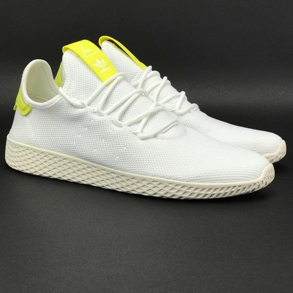promo code a4d9a afcce Adidas Originals Pharrell Williams HU Tennis Shoes